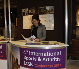 4th International Radiology & Arthritis MSK Conference – Gdańsk, XI 2017
