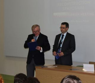 Warsaw Limb Reconstruction Symposium, Otwock, IX 2015